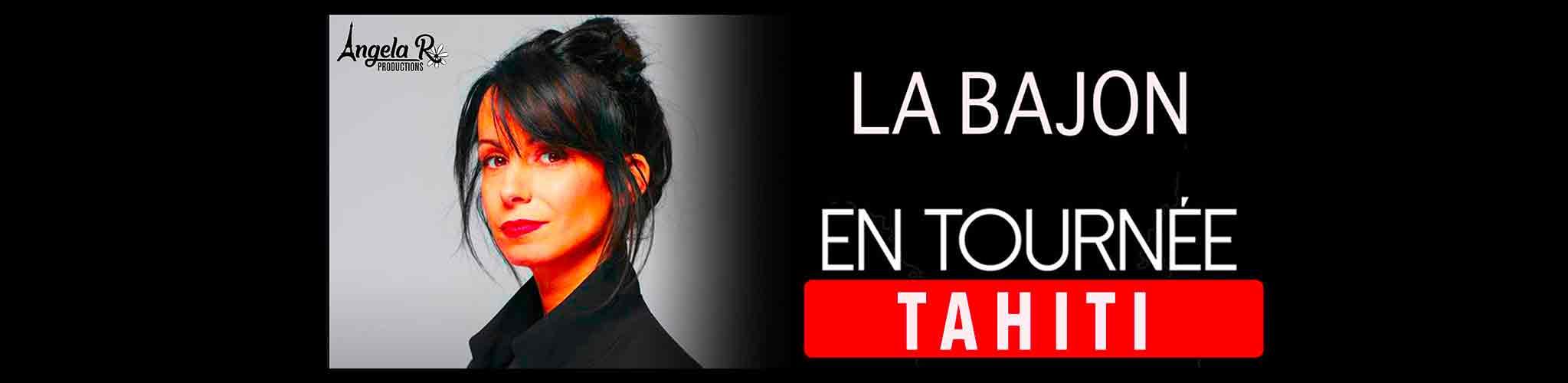 LABAJON EN TOURNEE A TAHITI